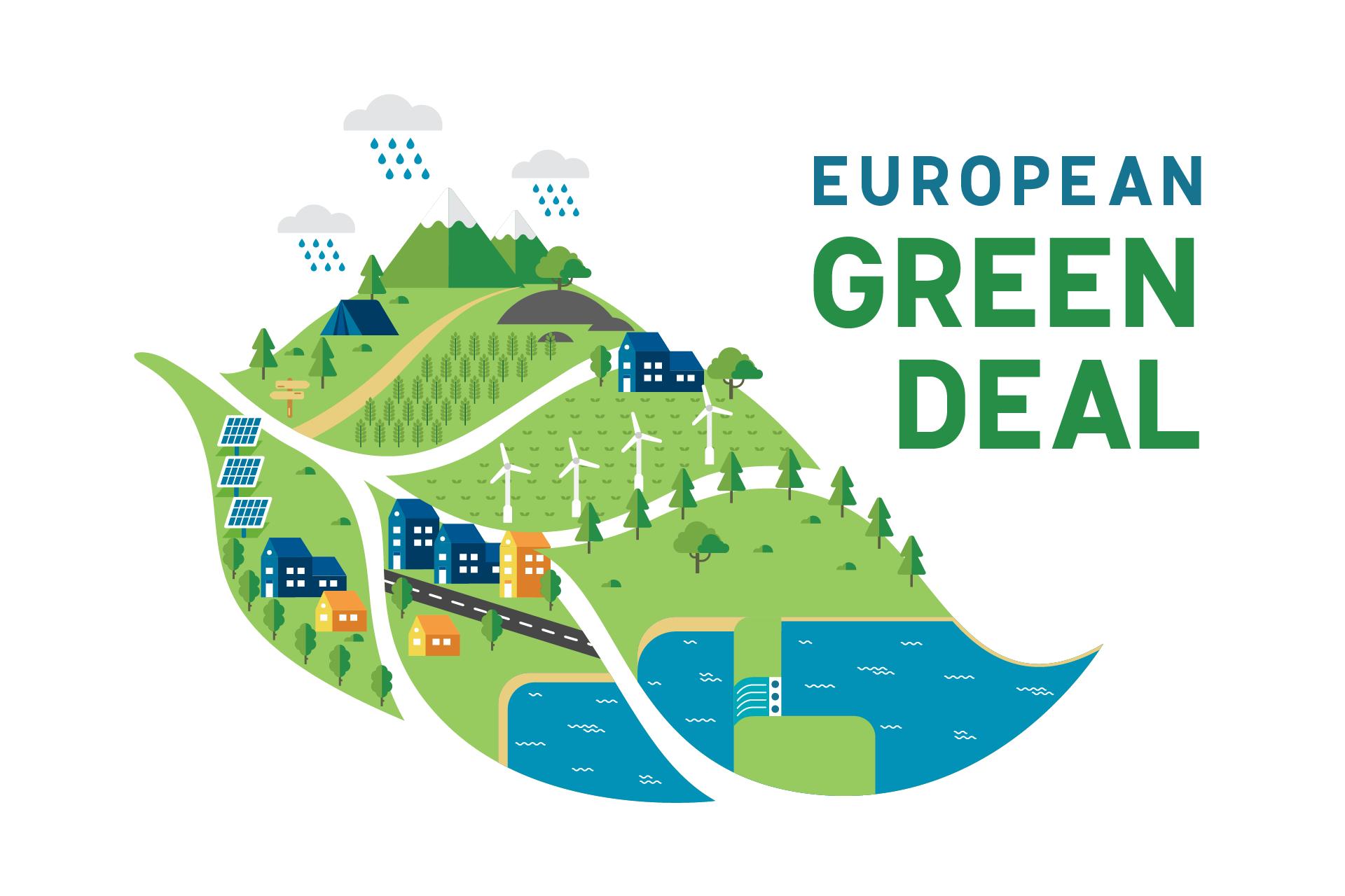 Πρόσκληση για την Πράσινη Συμφωνία»: Εκδηλώσεις ενημέρωσης και δικτύωσης –  ΙδΕΚ